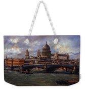 St. Paul's  Cathedral  - London Weekender Tote Bag