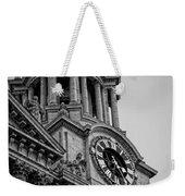 St Pauls Clock Tower Weekender Tote Bag