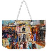St Paul's From The Millennium Bridge Weekender Tote Bag