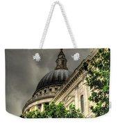 St. Pauls Peeking Through Weekender Tote Bag