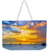 St. Pete Beach Sunset Weekender Tote Bag