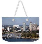 St Pete Florida Weekender Tote Bag