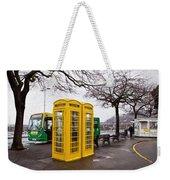 St Peter Port - Guernsey - Impressions Weekender Tote Bag