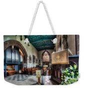 St Peter's Church Weekender Tote Bag