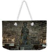 St Peters Medieval Church Porto Venere Weekender Tote Bag