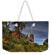 St. Peter's Of Harpers Ferry Weekender Tote Bag by Lois Bryan