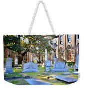 St. Philips Church Cemetery Charleston Sc Weekender Tote Bag