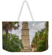 St. Philip's Episcopal Church Charleston Sc Weekender Tote Bag