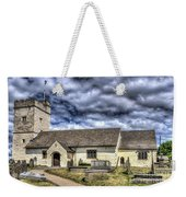 St Sannans Church Bedwellty 3 Weekender Tote Bag