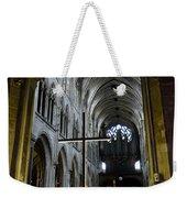 St. Severin Church In Paris France Weekender Tote Bag