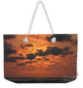 St Simons And Sea Island Sunrise Weekender Tote Bag