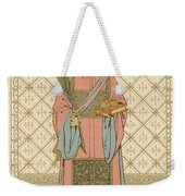 St Stephen Weekender Tote Bag by English School