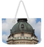 St. Stephen's Basilica Dome In Budapest Weekender Tote Bag