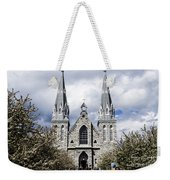 St. Thomas Of Villanova 2 Weekender Tote Bag