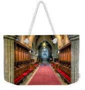 St Twrog Church Weekender Tote Bag