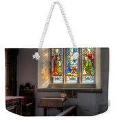 St Tysilio Window  Weekender Tote Bag