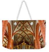 St Wendel Basilica Organ Weekender Tote Bag