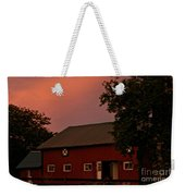 Stable Barn Weekender Tote Bag