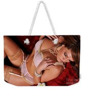 Stacey16 Weekender Tote Bag by Yhun Suarez