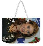 Singer Stacie Orrico Weekender Tote Bag