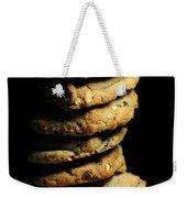 Stack Of Cookies Weekender Tote Bag