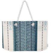 Stacked Housing Weekender Tote Bag