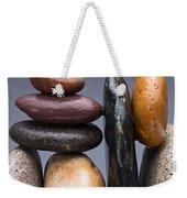 Stacked Stones 2 Weekender Tote Bag