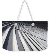 Stadium Bleachers Weekender Tote Bag