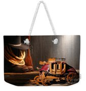 Stagecoach Dream Weekender Tote Bag