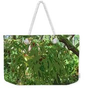 Staghorn Cutout Weekender Tote Bag