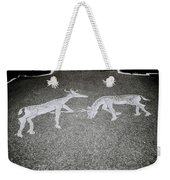 Stags Weekender Tote Bag