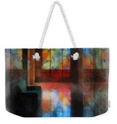 Stained Glass 01 Photo Art Weekender Tote Bag