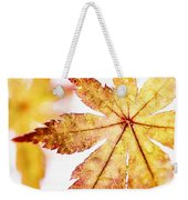 Stained Glass Weekender Tote Bag