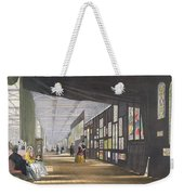 Stained Glass Gallery, From Dickinsons Weekender Tote Bag
