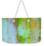 Stained Glass Houses Weekender Tote Bag