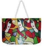 Stained Glass II Weekender Tote Bag