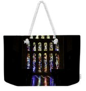 Stained Glass II Weekender Tote Bag