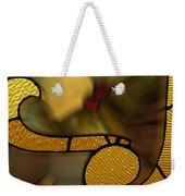 Stained Glass Lc 02 Weekender Tote Bag