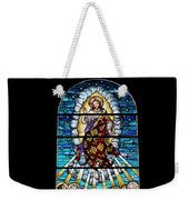 Stained Glass Pc 02 Weekender Tote Bag
