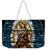 Stained Glass Pc 04 Weekender Tote Bag