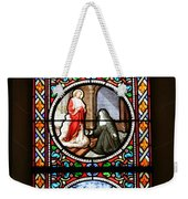 Stained Glass Window Iv Weekender Tote Bag