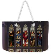Stained Glass Window The Huntington Library Weekender Tote Bag