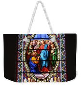 Stained Glass Window Viii Weekender Tote Bag