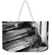 Stairing Taken Over By Time Weekender Tote Bag