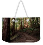 Stairs Into The Woods Weekender Tote Bag
