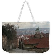 Stairs To Prague Weekender Tote Bag