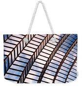 Stairway To Heaven Weekender Tote Bag by Rona Black