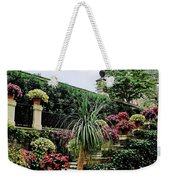 Stairway To Isola Bella Weekender Tote Bag