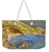 Stairway To The Beach Weekender Tote Bag