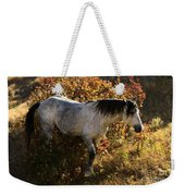 Stallion Of The Badlands Weekender Tote Bag